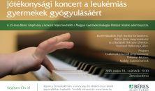 Béres Alapítvány Jótékonysági Koncert - Vigh Andrea, Balázs János - Budafoki Dohnányi Zenekar