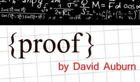 Proof - a DramaWorks előadása