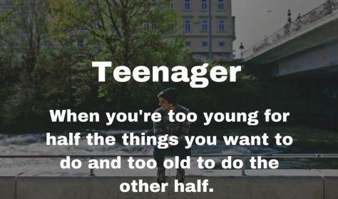 The Unbearable Liteness of Being Teen - a DramaWorks előadása