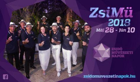 Sabbathsong Klezmer Band - 20 éves jubileumi koncert - vendég: Jávori Ferenc Fegya