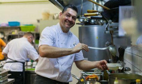Gluténmentes vegán főzőtanfolyam Kovács Zoltánnal