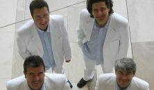 Four Fathers koncert - A magyar gregoriántól a rock and rollig