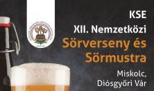 KSE XII. Nemzetközi Sörverseny és Sörmustra