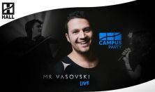 CAMPUS Party - Mr. Vasovski live