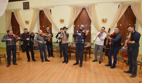 Erdőfű koncert és táncház