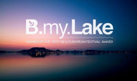 B.my.Lake Fesztivál 2018 / 4 napos VIP Bérlet