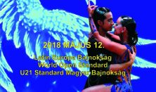 2018. Phoenix Cup, 2018 WDSF Latin & Standard Competitions