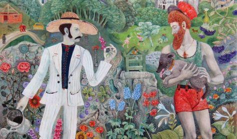 Berki Viola művészete