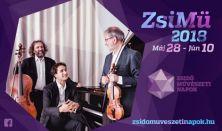 Auer Trió - nyolcszemközt Mendelssohnnal közreműködik: Hegedűs D. Géza