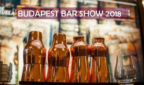 Bar Show Budapest 2018