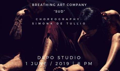 "Breathing Art Company - ""SUD"""