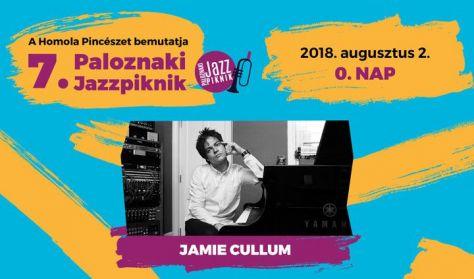 Paloznaki Jazzpiknik / Jamie Cullum a csillagok alatt -  Aug. 2., nulladik nap
