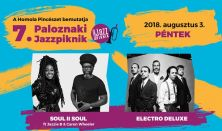 Paloznaki Jazzpiknik / Napijegy, péntek - Aug. 3.