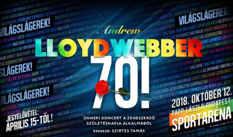 Webber 70!