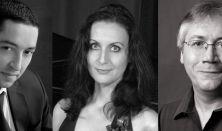 A magyar kamarazene gyöngyszemei - Virginie Robilliard, Szabó Péter és Balog József koncertje