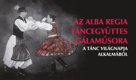 Az Alba Regia Táncegyüttes gálaműsora a Tánc világnapja alkalmából