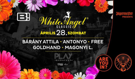 White Angel Classic 04.28 szombat Club PLAY