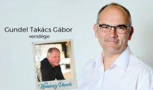 HétfőBűn - talkshow / Gundel Takács Gábor vendége: dr. Kemény Dénes