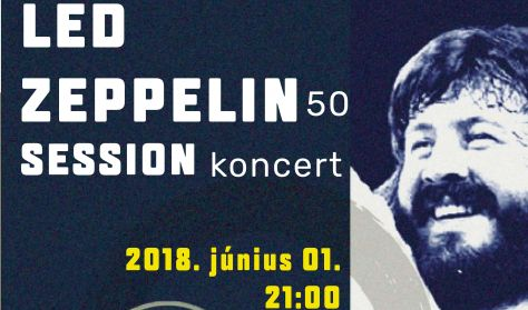 "Led Zeppelin Session / Led Zeppelin 50 / John ""Bonzo"" Bonham 70"