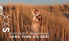 Simkó Beatrix (HU) – Jenna Jalonen (FI): Long time no see!
