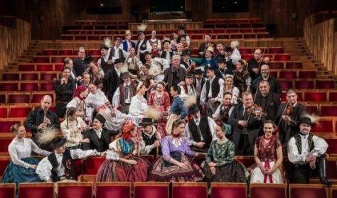 Magyar Állami Népi Együttes: Liszt-mozaikok