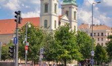 Orgonahangverseny a Budapest-Belvárosi Nagyboldogasszony Főplébánia-templomban