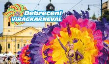 Debreceni Virágkarnevál - Honvéd utcai lelátó