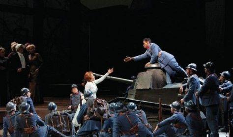 Donizetti: Az ezred lánya / MET - EA / 2018