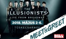 Meet&Greet - The Illusionists