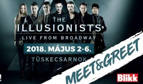 Meet&Greet - The Illusionists