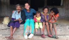 Útibeszámolók - Harmincz Rita: Bepillantás Indonéziába