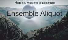 > Heroes vocem pauperum