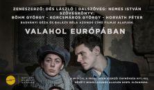Dés-Nemes-Böhm-Korcsmáros-Horváth: Valahol Európában
