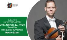 Britten, Bach, Pánczél, Strauss