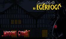 Agatha Christie: Az egérfogó - krimi
