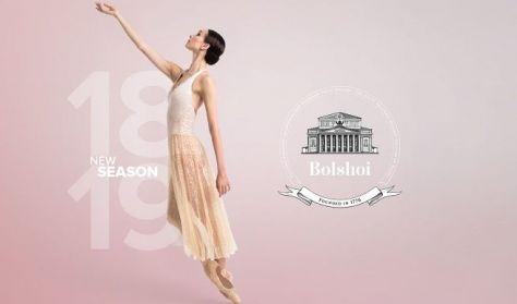 BOLSHOI 2018/2019 Bizet, Sztravinszkij: Carmen/ Petrushka