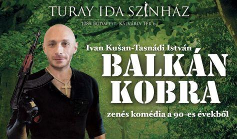 BALKÁN KOBRA