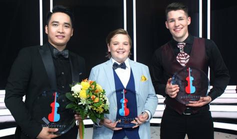 Az idei év Virtuózok nyerteseinek és a debreceni ifjú zongoristák koncertje