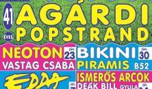 Agárdi Popstrand 2018 - R-GO, KASZA TIBI
