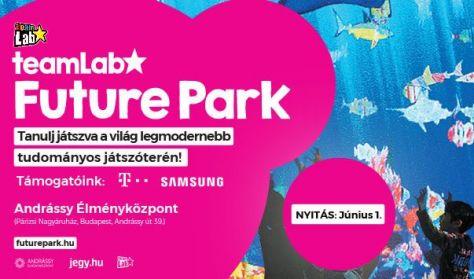 Future Park - Játszva tanul a család (T)