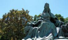 Sisi, Magyarország szerelmese – séta a Várkert Bazárban