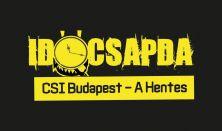 CSI Budapest A Hentes szabadulós játék - 75 perc játékidő
