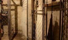 Börtöncsapda  szabadulós játék