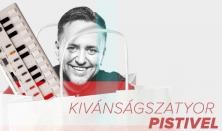 KÍVÁNSÁGSZATYOR PISTIVEL - Bellus István önálló estje
