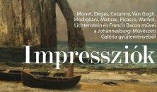 Impressziók - Belépőjegy tárlatvezetéssel