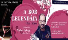 L'Aura Band-Nádas György: A bor legendája