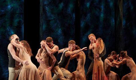 Orfeusz és Euridiké • Szegedi Kortárs Balett