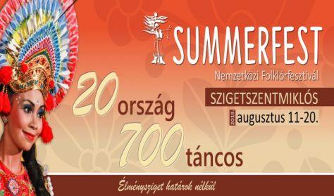 Summerfest - Táncpanoráma III.