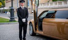 Budapesti városnézés exkluzív limuzinnal 1,5 óra