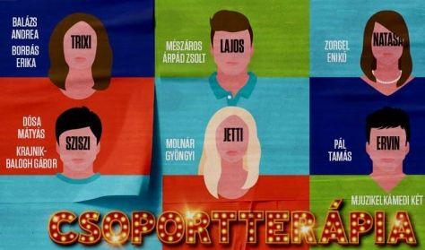 Bolba-Szente-Galambos: Csoportterápia